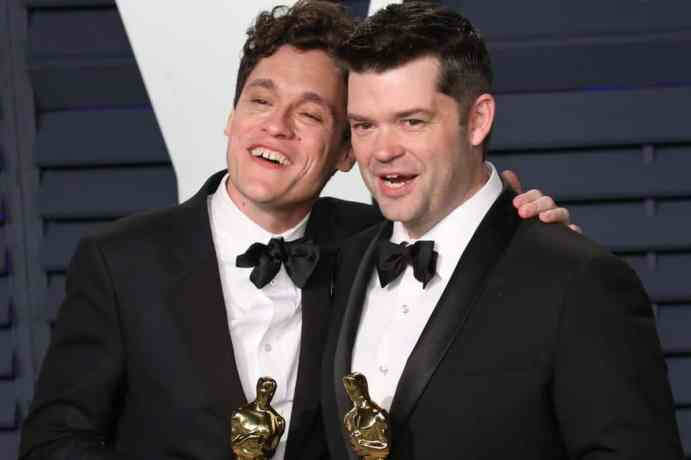 lord and miller - oscars