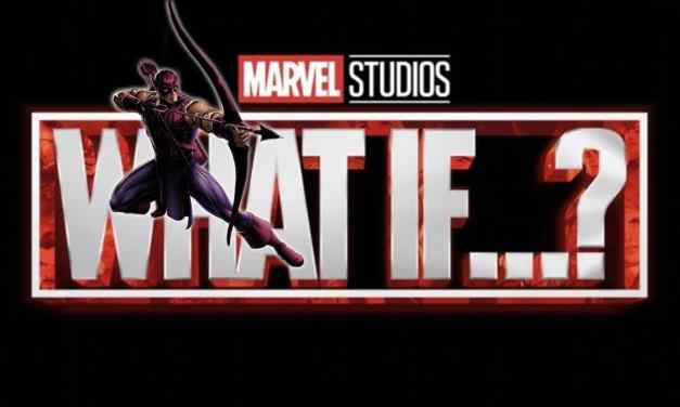 WHAT IF…?: Is This Our First Look At Tom Holland's Peter Parker As Hawkeye?