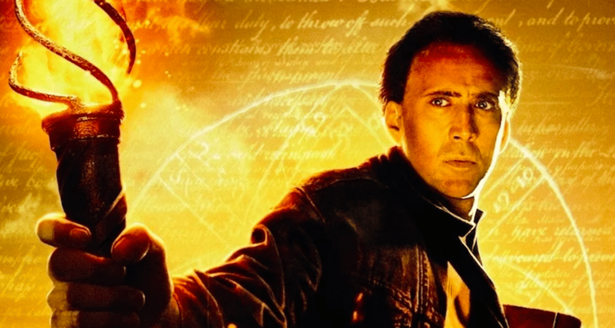 National Treasure 3 And New Series In Development At Disney+