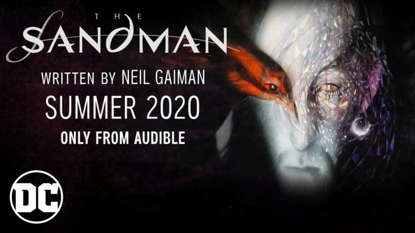 Sandman Audible promo