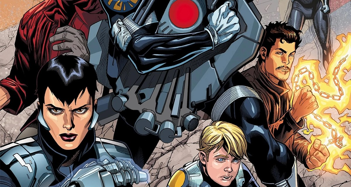 Marvel's Secret Warriors Project Rumored To Be in Early Development