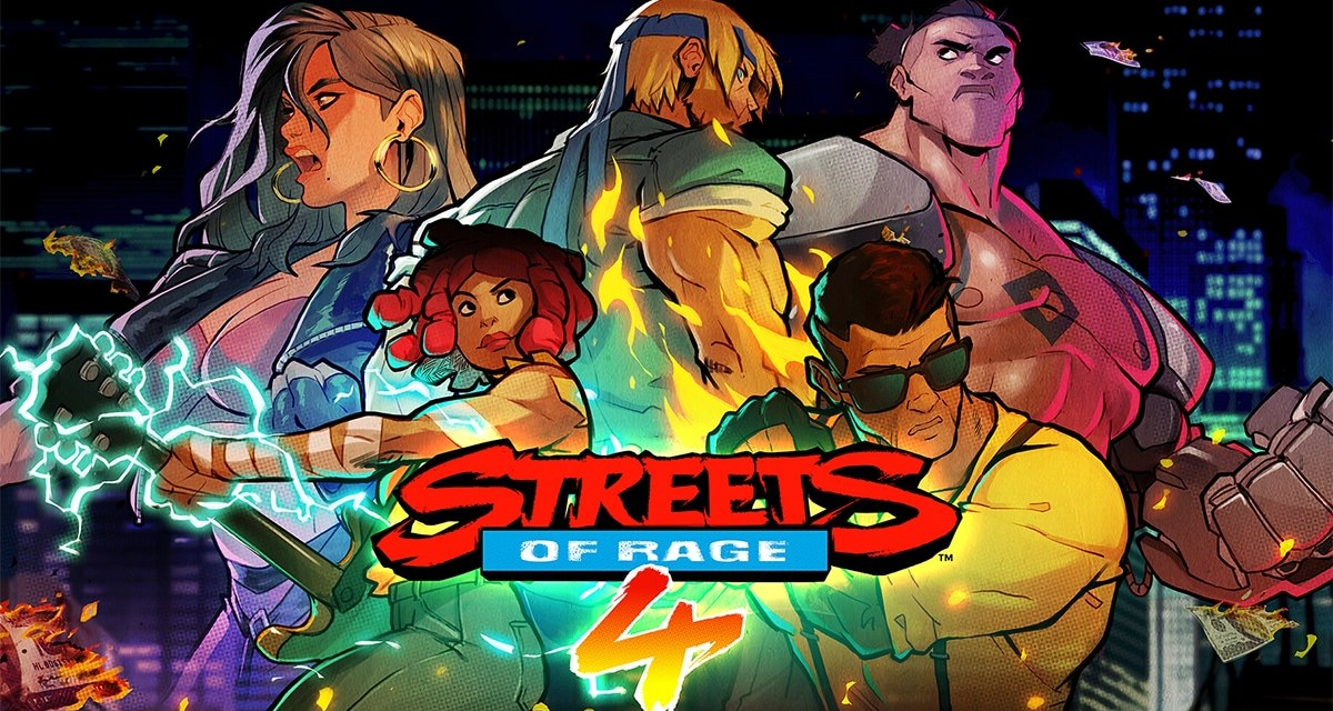Developers of Streets Of Rage 4 Reveal They Are Working On Three Unannounced Projects