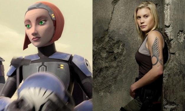Katee Sackhoff Joins The Mandalorian Season 2 As Bo-Katan