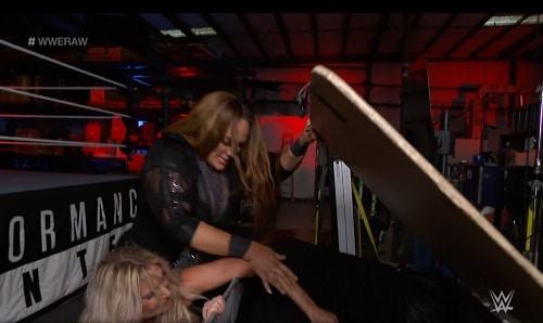 WWE Charlotte Flair