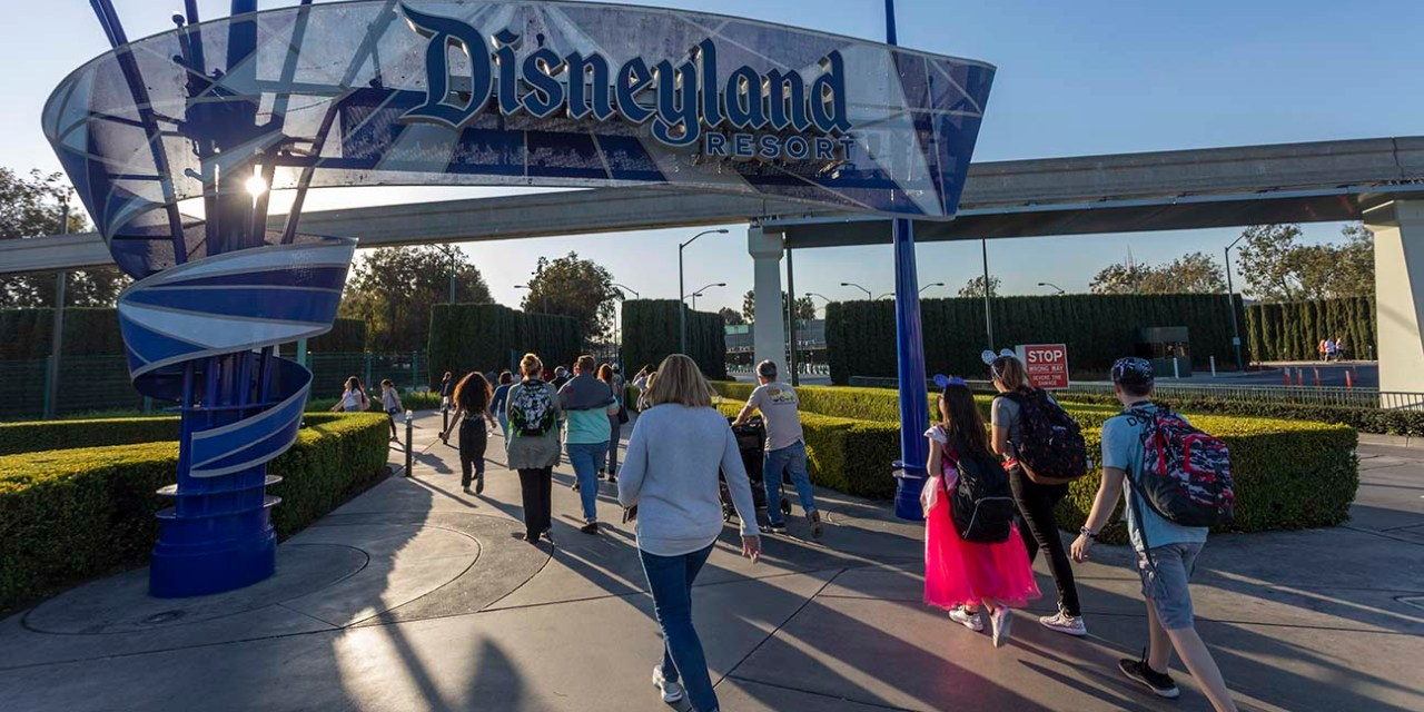 Disneyland Proposes Plan To Begin Phased Reopening In July