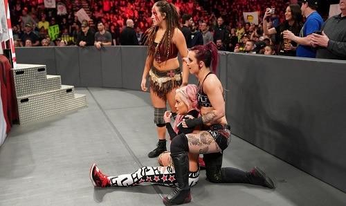 WWE Riott Squad