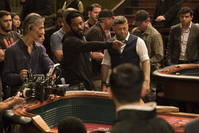 Black Panther Ryan Coogler Hollywood Directing
