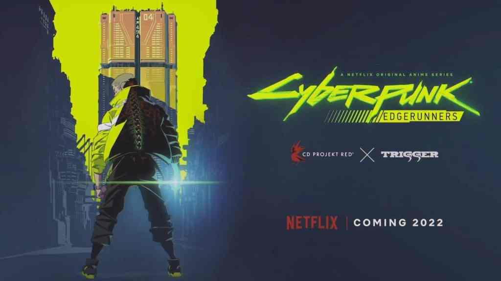 Cyberpunk: Edgerunners Cyberpunk 2077