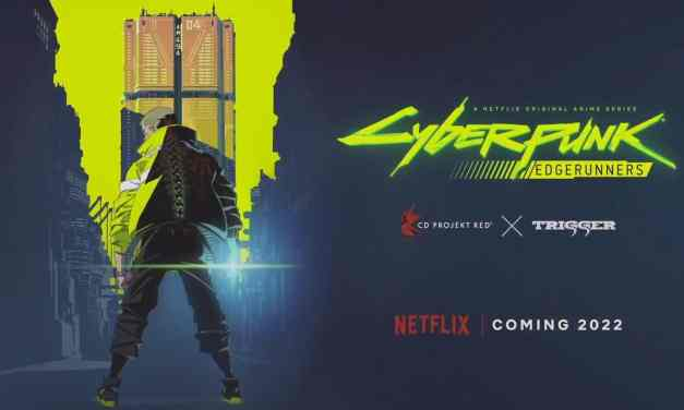 New Cyberpunk 2077 Anime Coming To Netflix In 2022