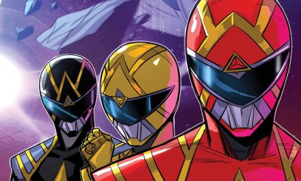 Mighty Morphin And Power Rangers Comics Are Already Setting Record Sales Numbers