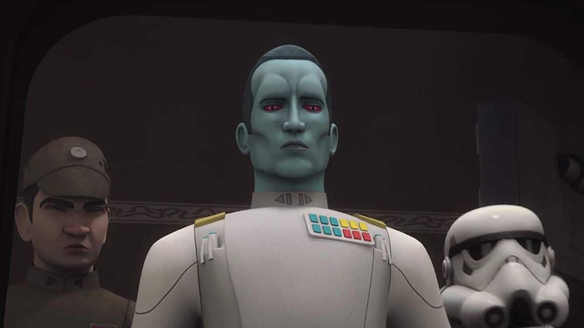 Grand Admiral Thrawn Is Coming To Star Wars Live Action