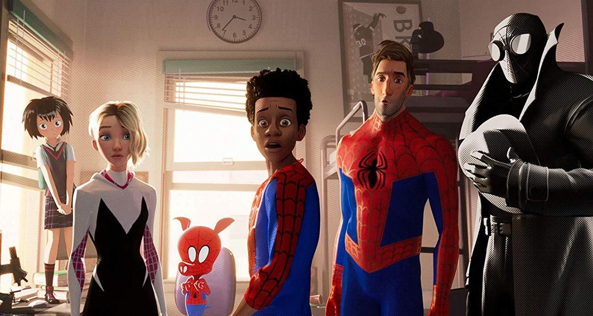 Spider-Man: Into The Spider-Verse 2 Is On Its Way