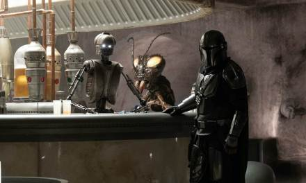 Mark Hamill Had A Secret Cameo In The First Season Of The Mandalorian