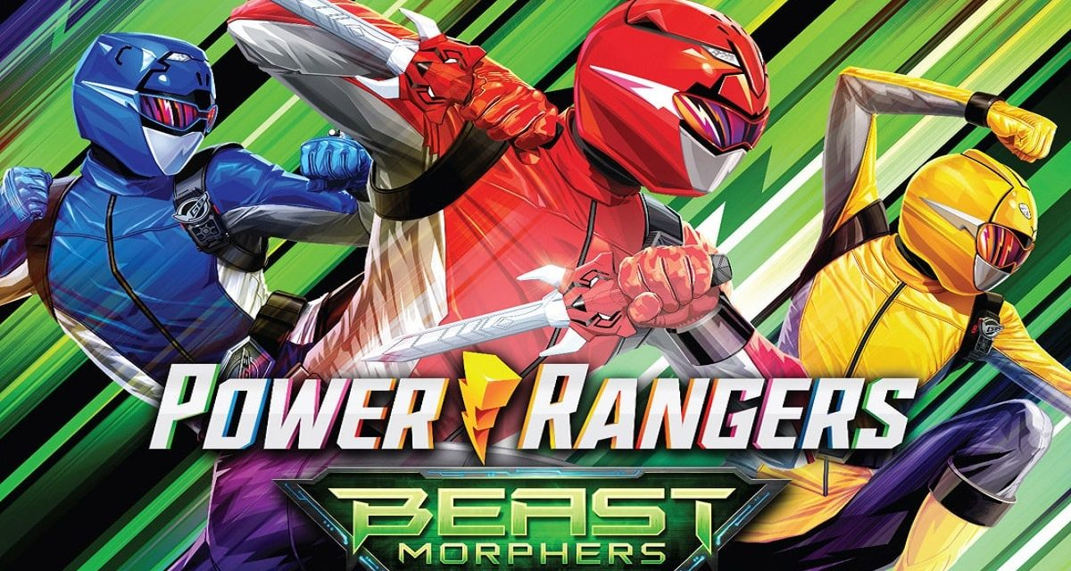 Power Rangers Show Runner Simon Bennett Explains Why Go-Buster was Adapted from Super Sentai