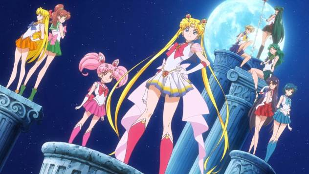 sailor moon cast