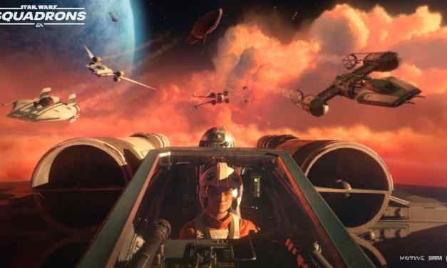 Pilots Wanted! Star Wars: Squadrons Ready for Battle October 2nd