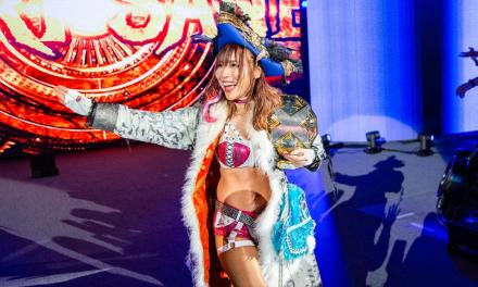 Kairi Sane Officially Bids Farewell To The WWE Universe