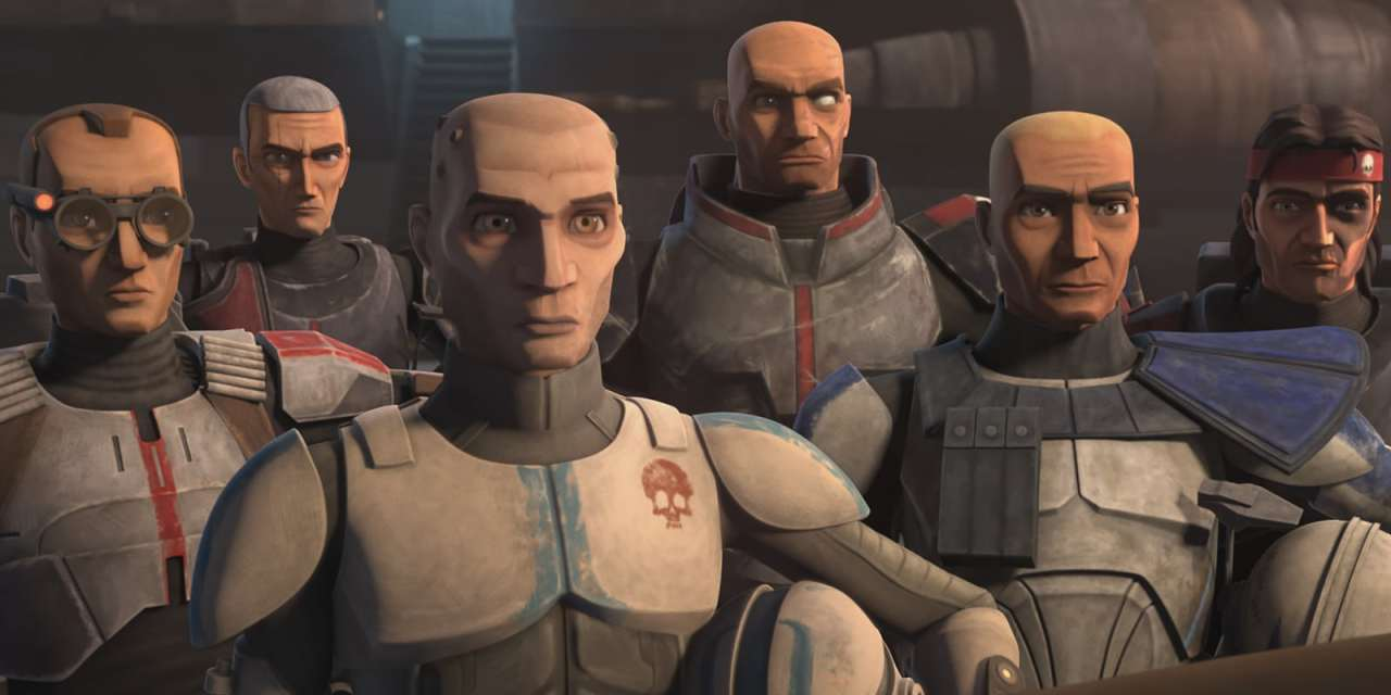 New Details About The Bad Batch Teased By Clone Wars Star Sam Witwer