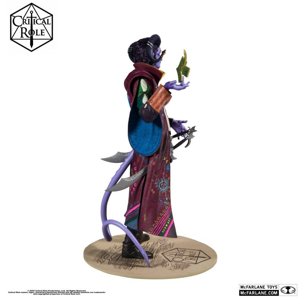 Mollymauk McFarlane Toys right
