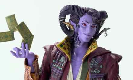 Critical Role Partnered With McFarlane Toys To Release A Limited Edition Mollymauk Figure