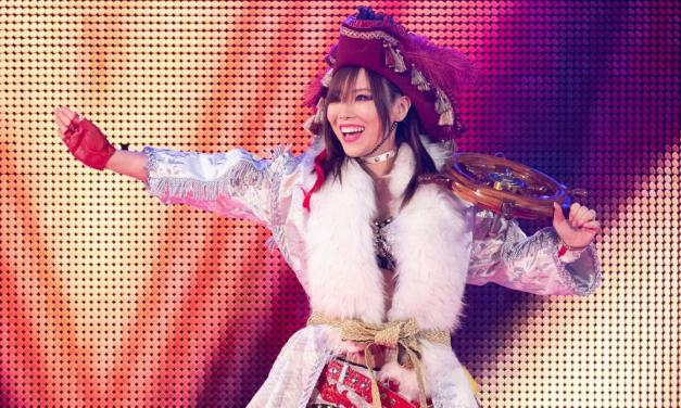 Kairi Sane's Raw Match Will Reportedly Be Her Last In WWE