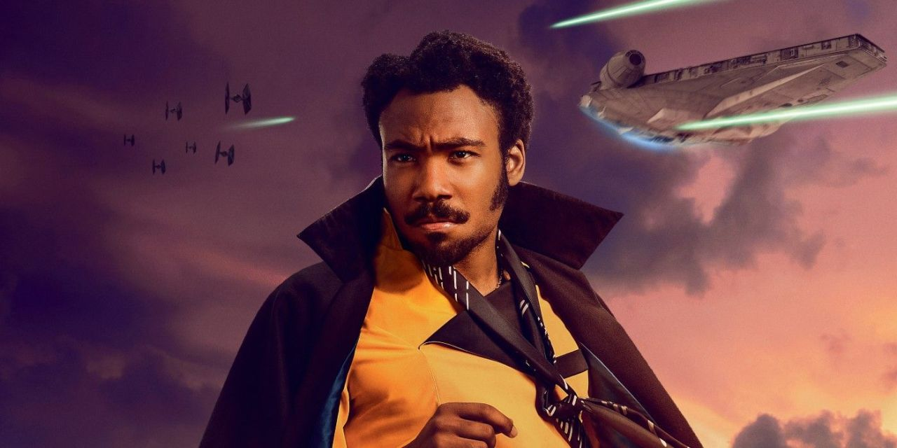 Donald Glover Rumored for A Lando Return