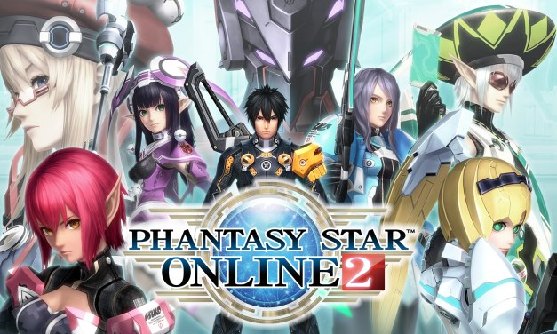 Phantasy Star Online 2 Is Finally Coming to Steam