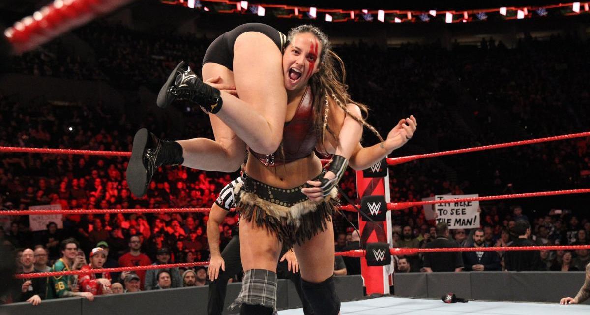 Former WWE Super Star Sarah Logan Announces Her Pregnancy With WWE's Erik