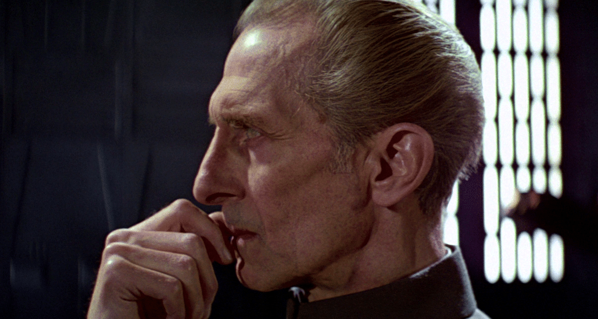 Grand Moff Tarkin Rumored to Appear in Cassian Andor Series for Disney Plus