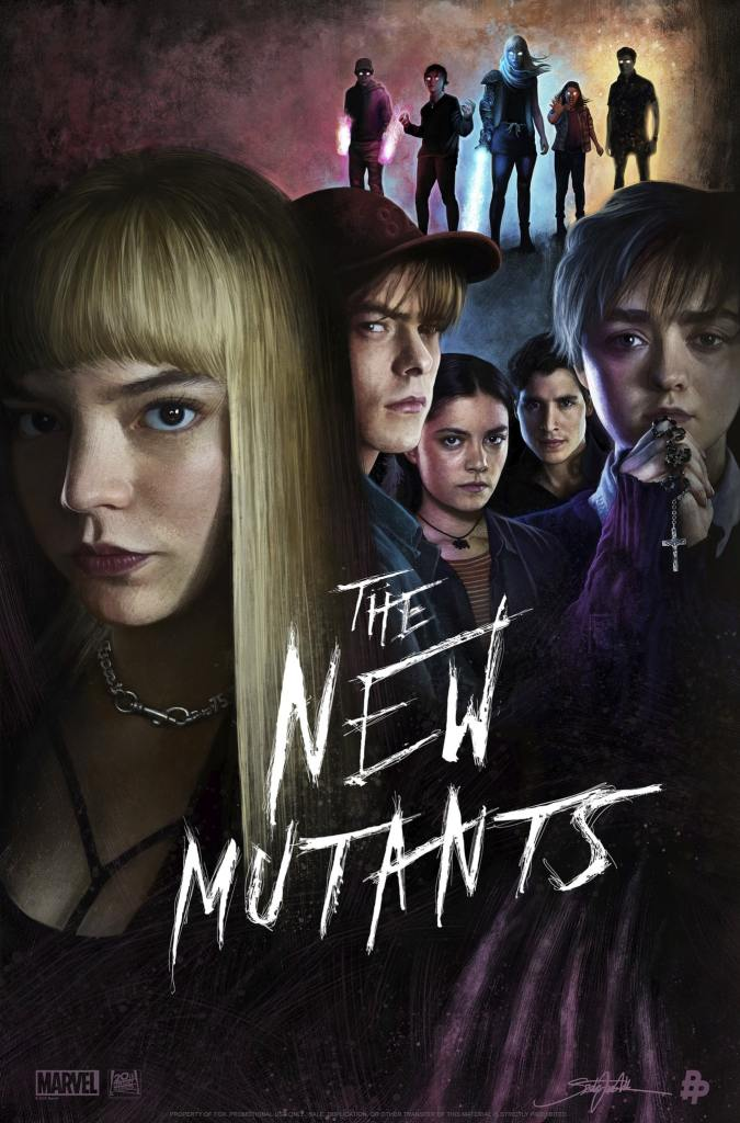 The New Mutants Final Poster