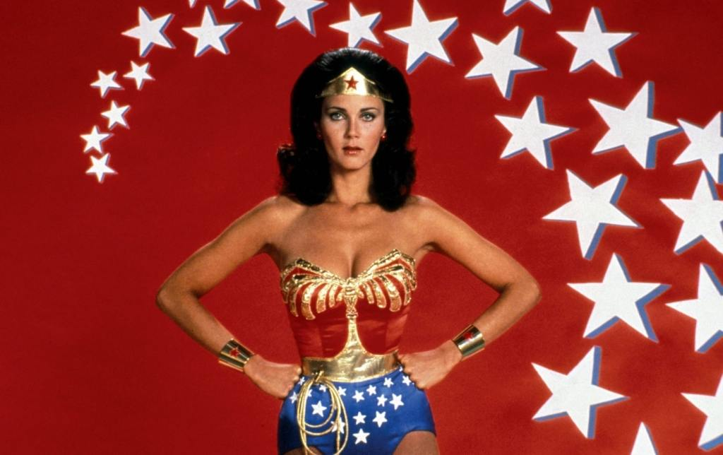 Wonder Woman; The Complete Collection Lynda Carter Art
