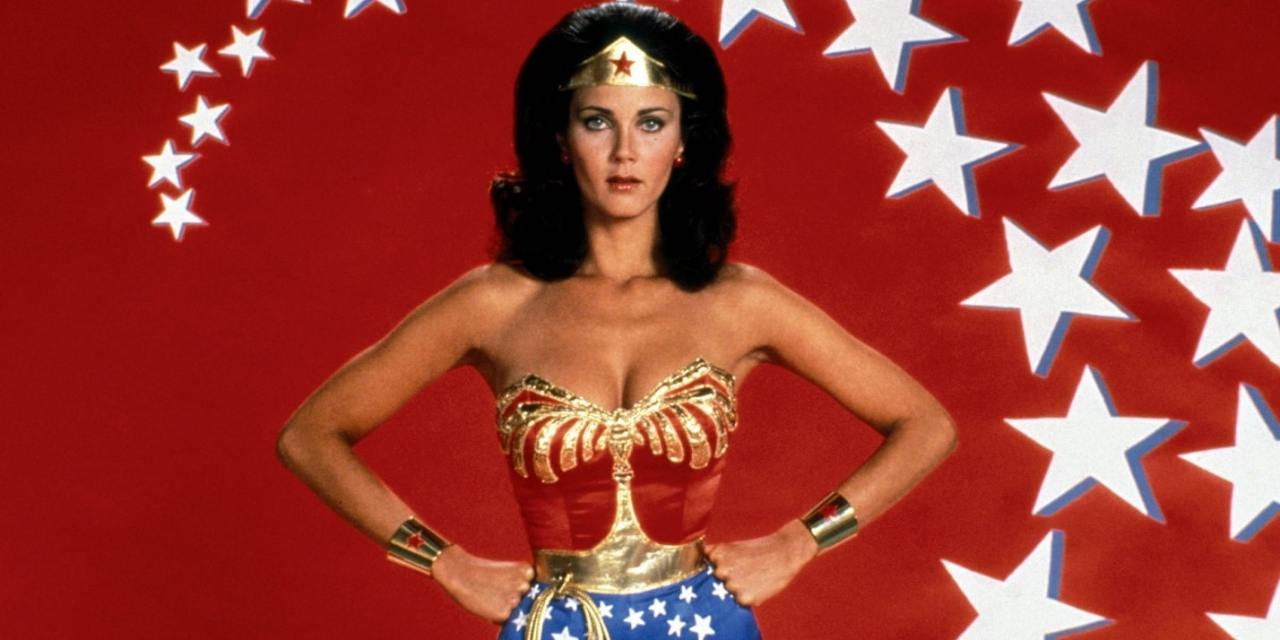 Wonder Woman: The Complete Collection TV Series Coming To Blu-Ray For The 1st Time