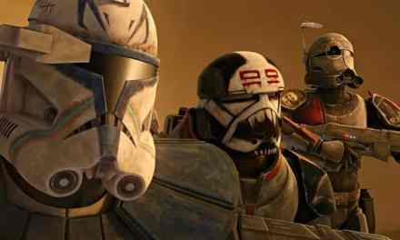 Star Wars The Bad Batch May Include Fan Favorite Captain Rex