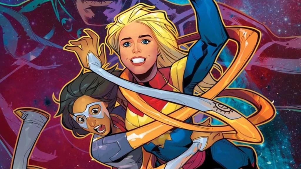 captain marvel 2 - the marvels
