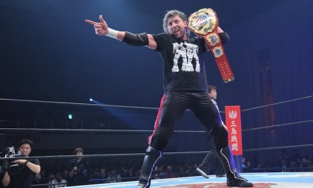 Kenny Omega Reveals Original Plans To Battle At Last Year's NJPW/ROH G1 Supercard