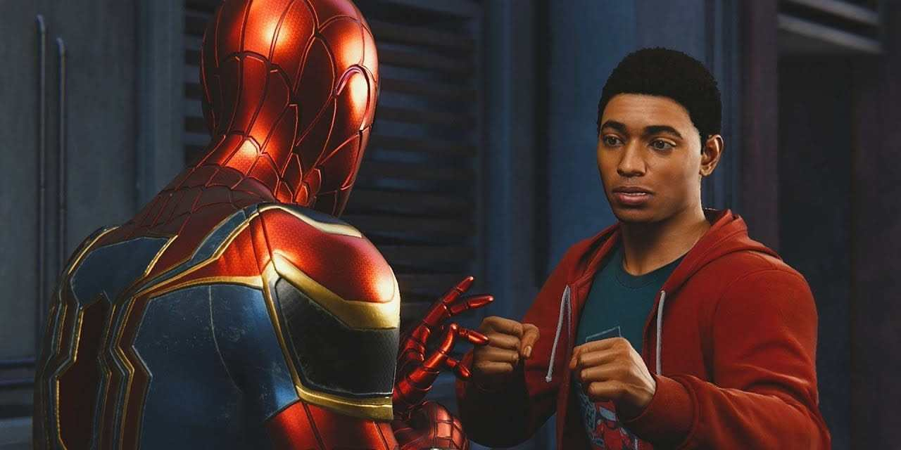 Marvel's Spider-Man: Miles Morales: Nadji Jeter shares A behind the scenes  Look At The PS5 video game - The Illuminerdi