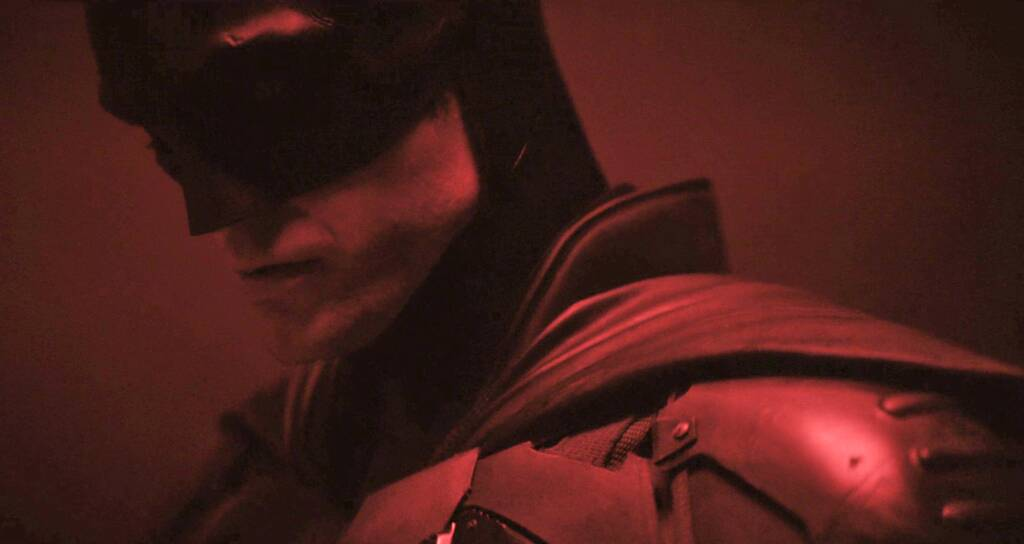 the batman poster