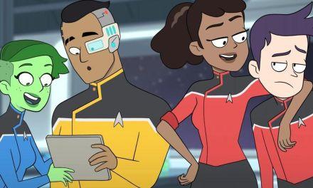 Star Trek Lower Decks Trailer Boldly Goes Where No Star Trek Series Has Gone Before