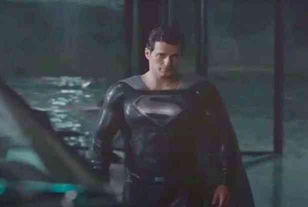 superman zack snyder justice league