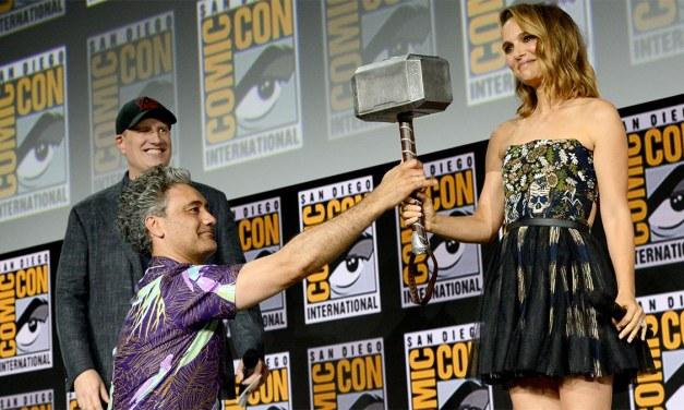 "Taika Waititi Says Thor: Love And Thunder Is ""Very Romantic"""