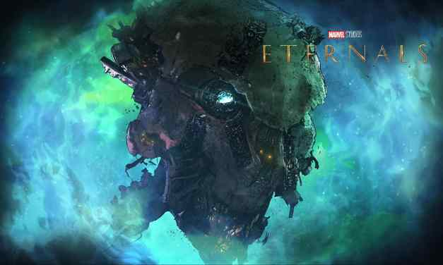 Marvel's The Eternals Star Dong-Seok Ma Accidentally Gives 1st Teaser Poster Reveal