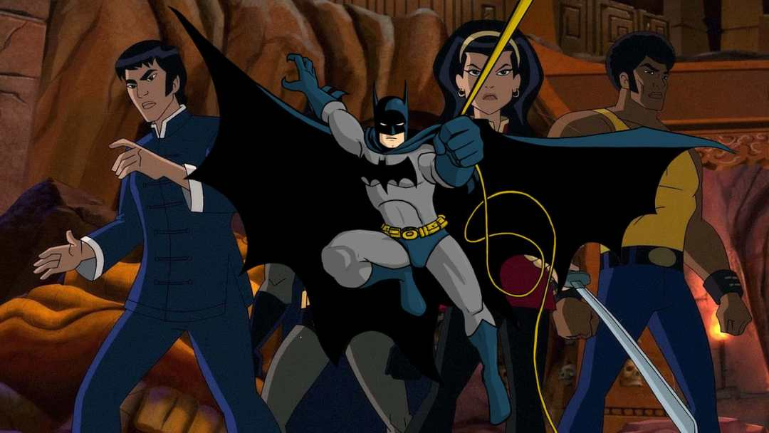 Batman: Soul of the Dragon header