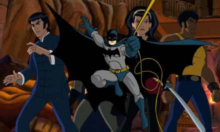 New Animated Batman: Soul Of The Dragon Movie Set For 2021 Release