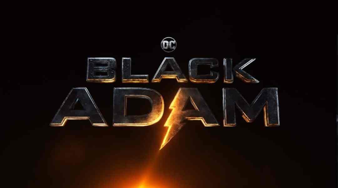Black Adam Title
