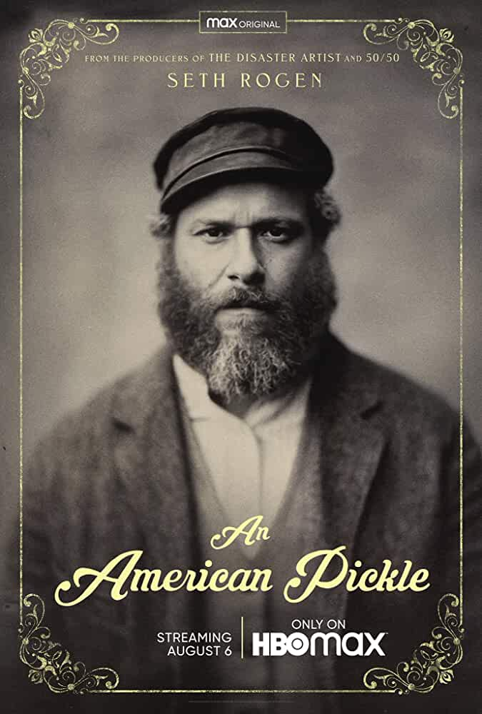 An American Pickle Poster August Movies