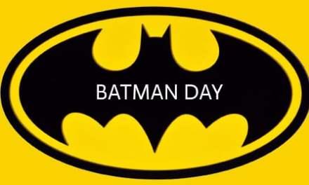 DC Sets Batman Day For September 19
