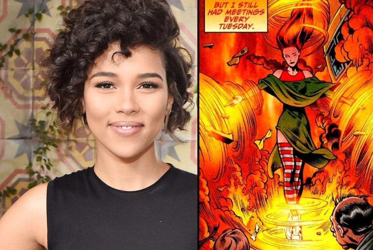 Wb Searching For An Alexandra Shipp Type To Play Cyclone In Black Adam Exclusive The Illuminerdi