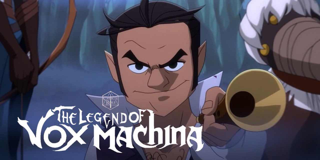 First Look At The Legend Of Vox Machina Animated Series In New BTS Featurette From Critical Role