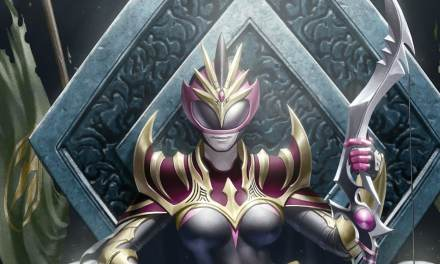 An Old Foe Appears In POWER RANGERS: Drakkon New Dawn Issue #1: REVIEW