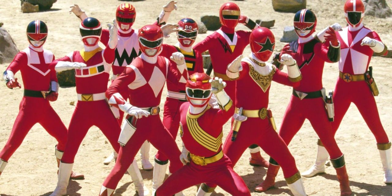 The Illuminerdi's Top 10 Red Rangers